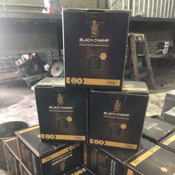 Black Champ - Großhandel mit Premium Shisha / BBQ Kohle aus Kokosnuss Schale in Deutschland und weltweit 2