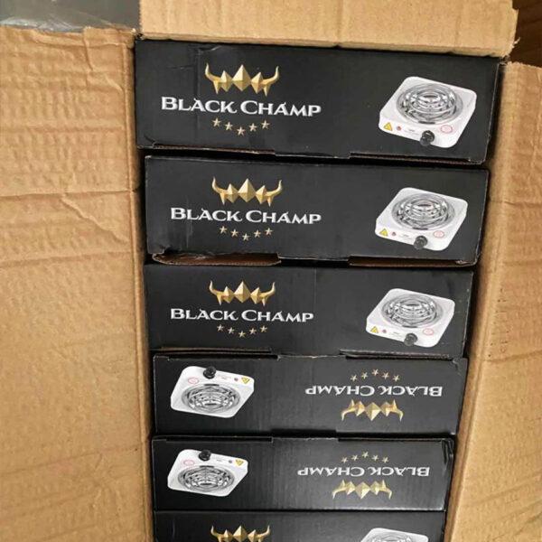 Black Champ elektrischer Premium Kohleanzünder Großhandel